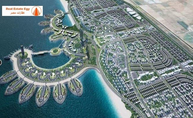 المدن الجديده في مصر