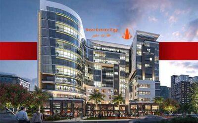 ميركوري مول العاصمة الادارية Mercury Mall New Capital