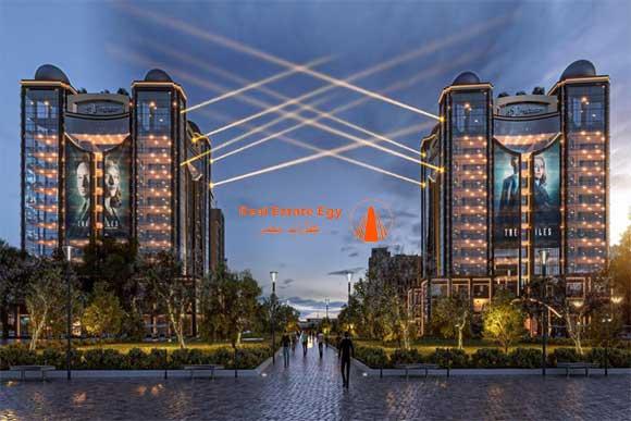داون تاون مول العاصمة الإدارية 2 down town mall new capital