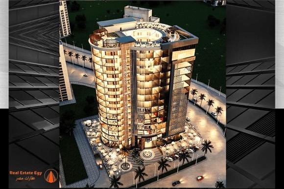 دايموند تاور 2 العاصمة الاداريةdiamond tower 2 new capital
