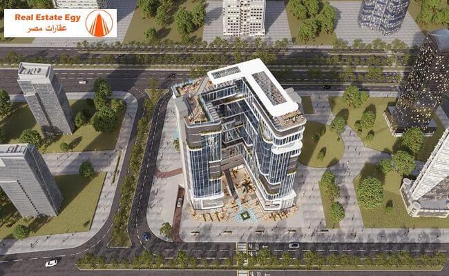 ريان تاور العاصمة الادارية